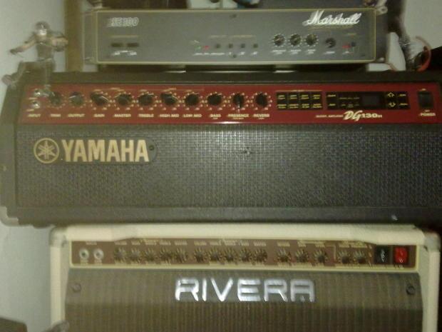 Yamaha dg 130h reverb for Yamaha thr10x specs