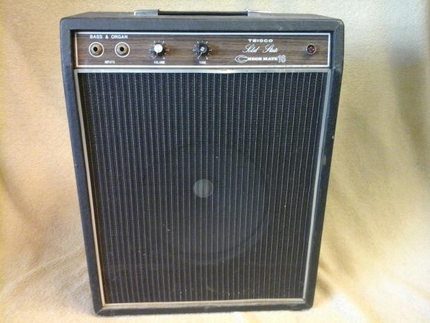 teisco checkmate 16 vintage bass organ electric guitar amplifier combo reverb. Black Bedroom Furniture Sets. Home Design Ideas