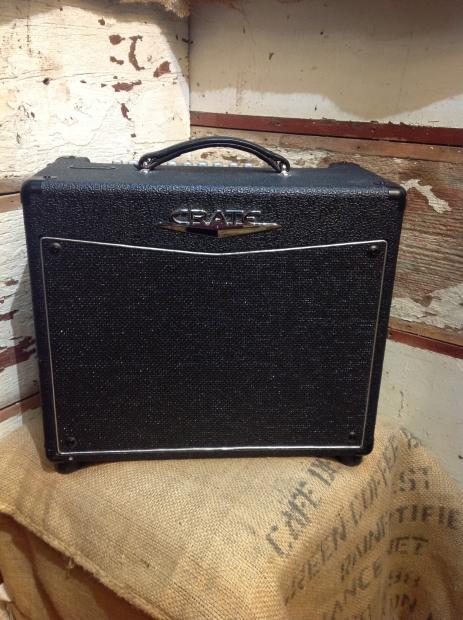crate vtx series vtx30b 30w 1x10 guitar combo amp reverb. Black Bedroom Furniture Sets. Home Design Ideas