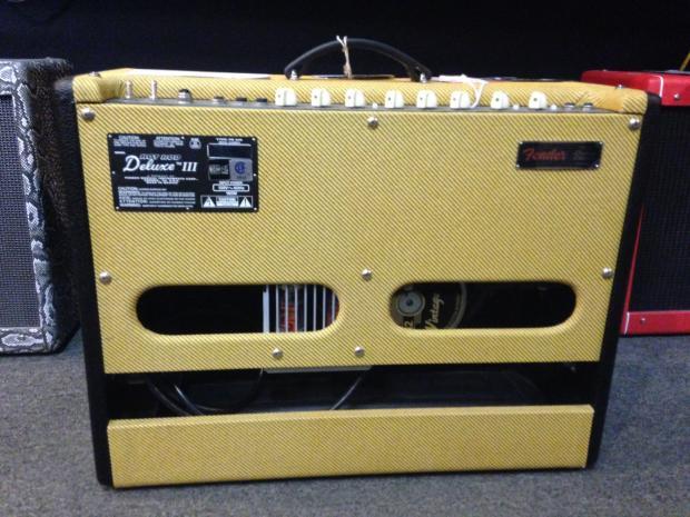 Fender Hot Rod Deluxe Iii Tweed Fender Hot Rod Deluxe Two Tone