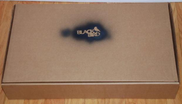Blackbird Pedalboard 15 X 30 Custom Tolex Series Gun