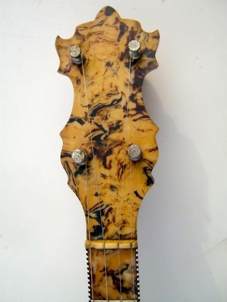 Banjo tortoise shll pics de pouce