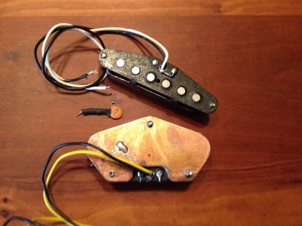 fender texas special telecaster pickup set 2012 reverb. Black Bedroom Furniture Sets. Home Design Ideas