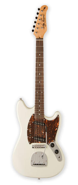 jay turser jt mg series mustang style electric guitar reverb. Black Bedroom Furniture Sets. Home Design Ideas