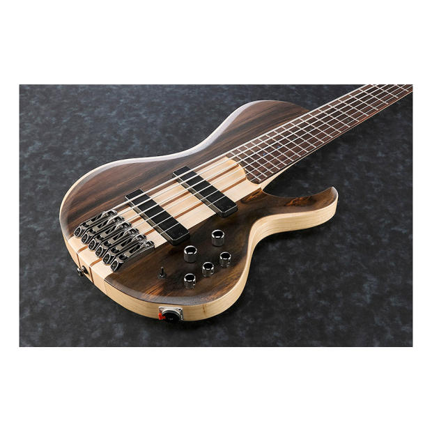 ibanez btb686sc natural flat 8 string bass guitar reverb. Black Bedroom Furniture Sets. Home Design Ideas