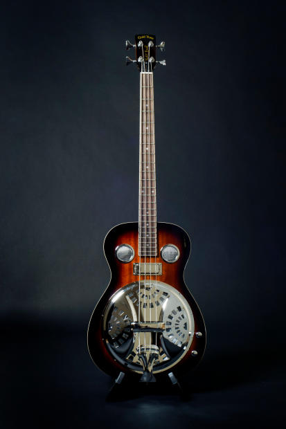 Gold Tone Resonator Bass Gold Tone Paul Beard Resonator