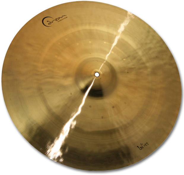 dream cymbals bpt22 bliss series paper thin crash 22 cymbal 2014 reverb. Black Bedroom Furniture Sets. Home Design Ideas