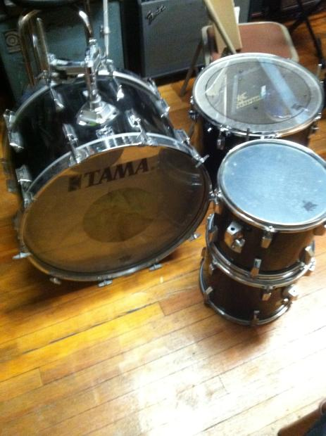 Vintage tama swingstar drum set reverb for 13 inch floor tom