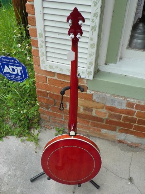 recording king rk r20 rkr20 songster banjo new professional instrument reverb. Black Bedroom Furniture Sets. Home Design Ideas