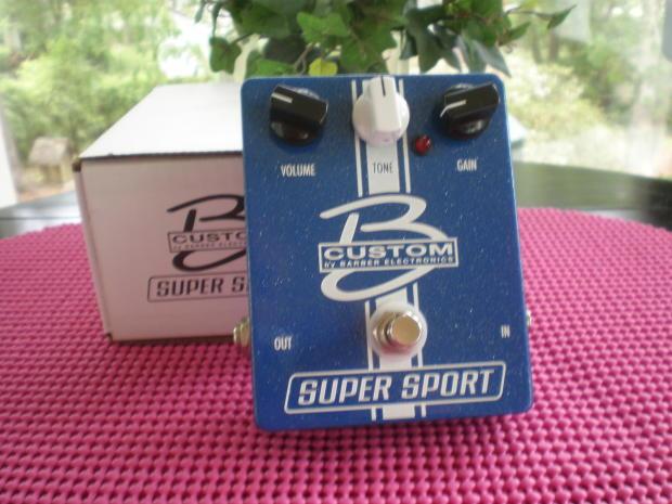 Barber Direct Drive : Barber B Custom Super Sport Direct Drive Reverb