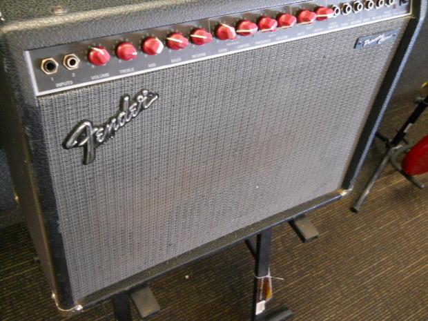 Fender Princeton Chorus Dsp Manual