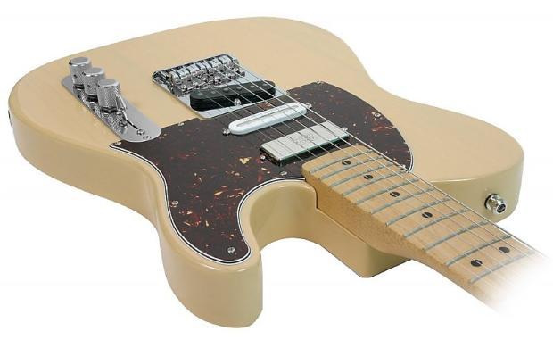 Fender Nashville Tele Telecaster Brent Mason Guitar Mod