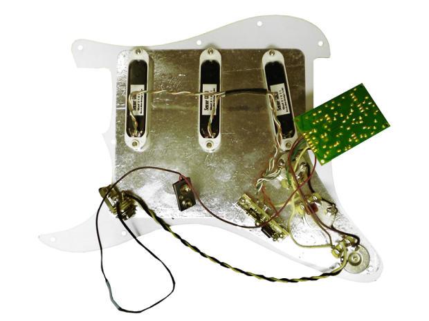 clapton lace sensor gold loaded strat pickguard white reverb. Black Bedroom Furniture Sets. Home Design Ideas