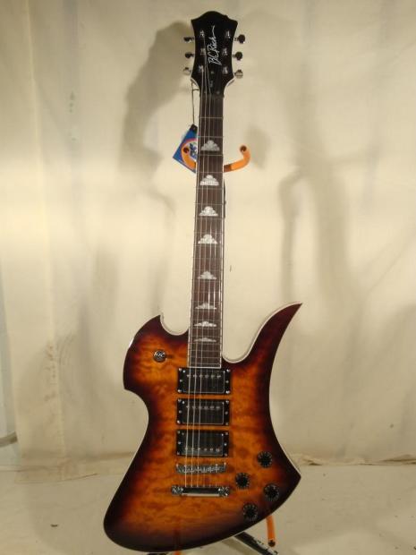 Bc Rich Pro X Custom Mockingbird : bc rich pro x custom special x3 mockingbird electric guitar quilted top reverb ~ Hamham.info Haus und Dekorationen