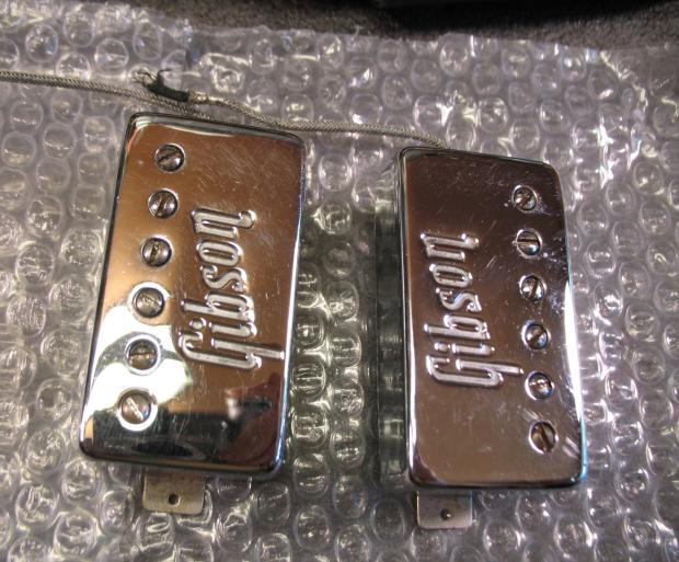 How to Identify Gibson Tim Shaw Humbucking Pickups