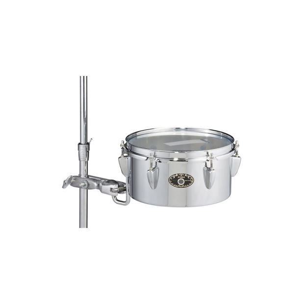 tama sts105m mini tymp snare 5 x 10 inch steel snare drum w mount reverb. Black Bedroom Furniture Sets. Home Design Ideas