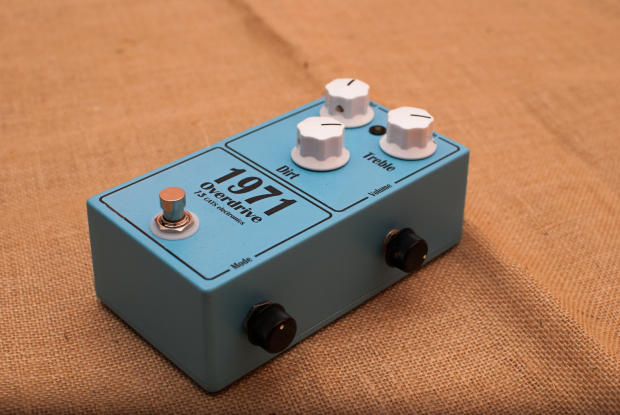 NEW Greer Amps Southland Harmonic Overdrive