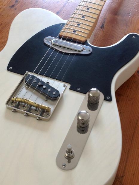 Custom Fender Classic 50s Telecaster W Fralin Glendale