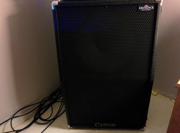 carvin 2x12 vertical slant guitar cab reverb. Black Bedroom Furniture Sets. Home Design Ideas