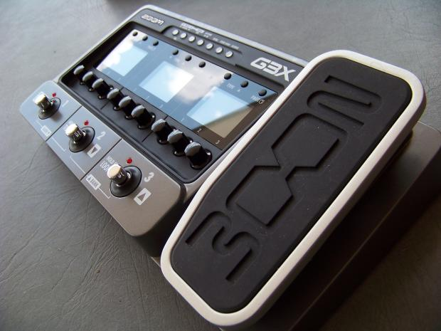 zoom g3x multi effects unit recording interface like new in box reverb. Black Bedroom Furniture Sets. Home Design Ideas