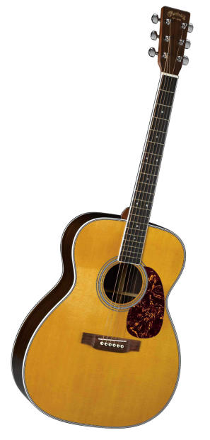 martin m36 acoustic guitar with case reverb. Black Bedroom Furniture Sets. Home Design Ideas