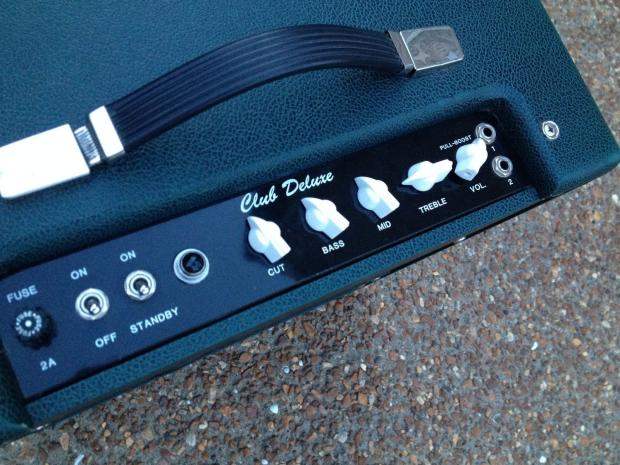 top hat club deluxe 1x12 guitar tube amp combo excellent reverb. Black Bedroom Furniture Sets. Home Design Ideas