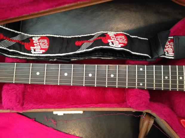 1987 Gibson Sg Special Ferrari Red – Wonderful Image Gallery