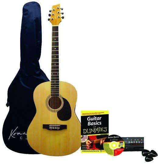 acoustic guitar for dummies starter set beginner pack reverb. Black Bedroom Furniture Sets. Home Design Ideas