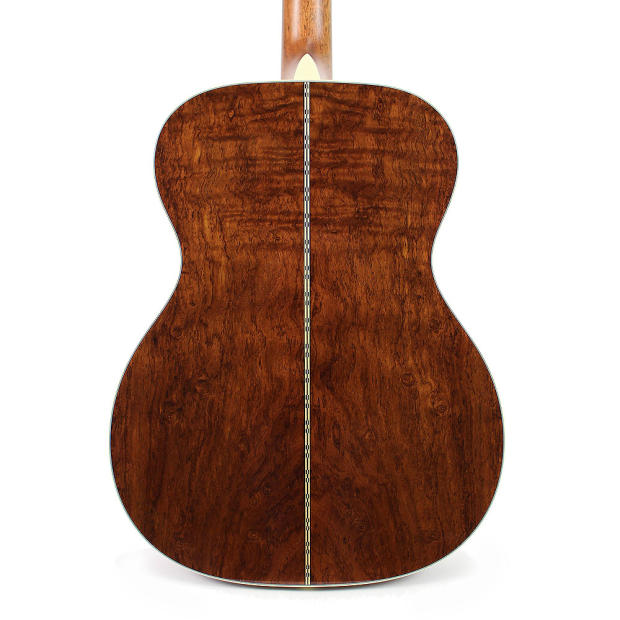 Cocobolo Guitar Wood Cocobolo Acoustic Guitar