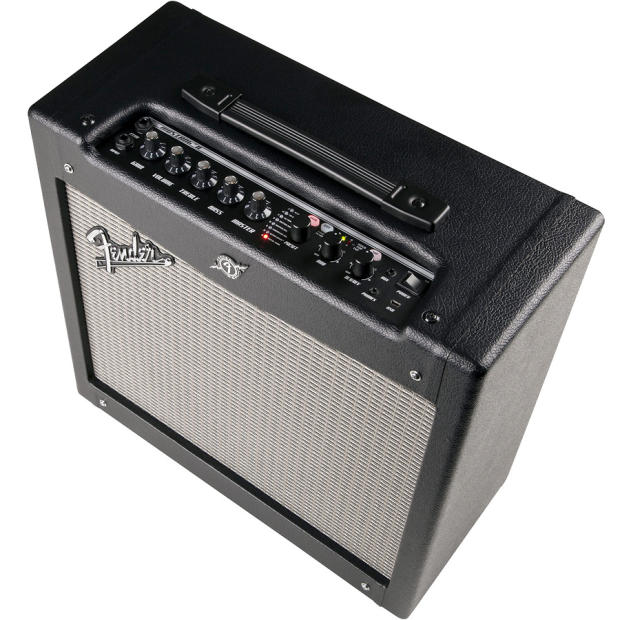 fender mustang ii v2 40w 1x12 modeling guitar combo amp reverb. Black Bedroom Furniture Sets. Home Design Ideas