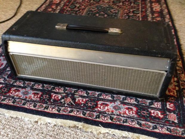 Fender Bandmaster Amp Head Fender Project Amp Head Cab