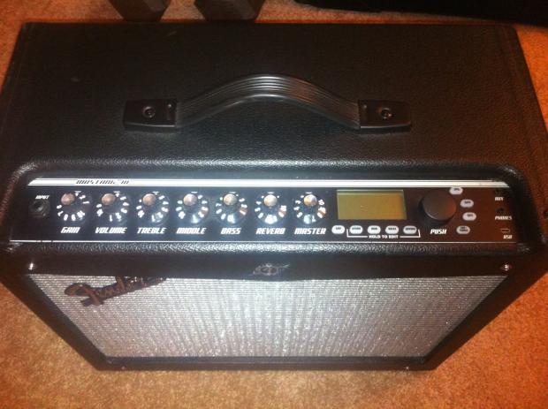 Fender Mustang Amp Iii v2 Fender Mustang Iii v2 100 Watt