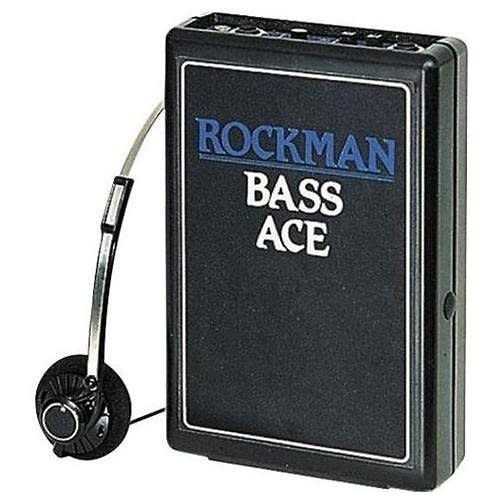 dunlop rockman bass ace bass guitar headphone amplifier rock ba reverb. Black Bedroom Furniture Sets. Home Design Ideas