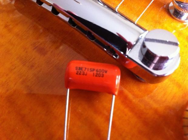 upgrade wiring kit orange drop cap fits a strat reverb. Black Bedroom Furniture Sets. Home Design Ideas