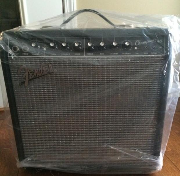 Champion Amp Iii Fender Champion 40 Amp 40