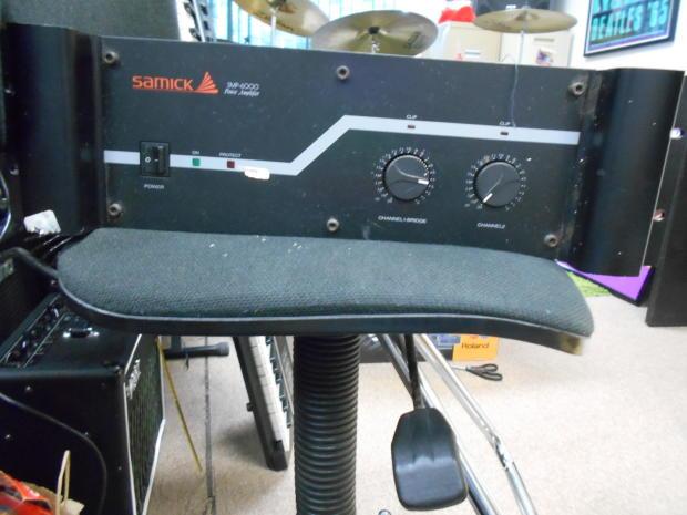 Samick Bass Amp Samick Smp 6000 Power Amp