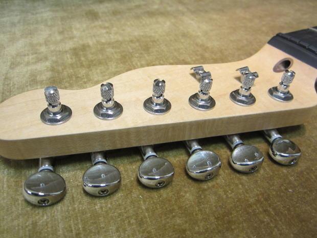 Gotoh Locking Tuners For Strat With Gotoh Locking Tuners