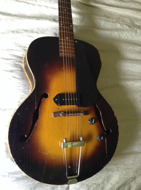 Gibson Guitars For Sale >> 1930s Gibson Archtop guitar   Reverb