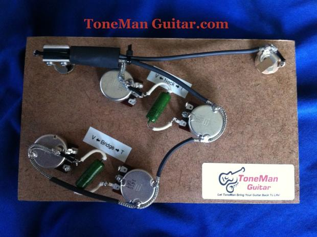 Ibanez artcore style s deluxe wiring harness uf