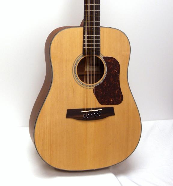 Walden D552 Natura 12-String Dreadnought Acoustic Guitar ...