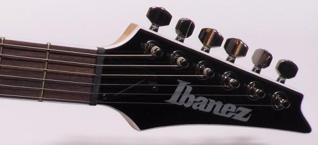 ibanez iron label sir27fd series 7 string electric guitar with dimarzio pickups black reverb. Black Bedroom Furniture Sets. Home Design Ideas