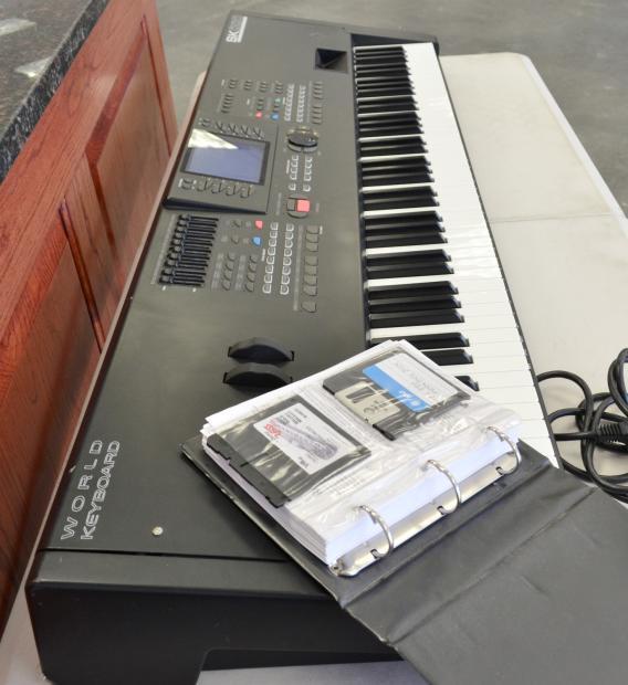 Korg X50 Synth manual