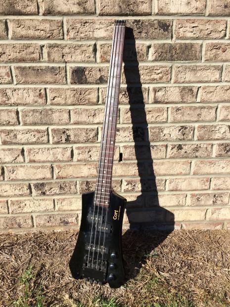 Cort Headless Guitar Bass Guitar Headless 80s 4
