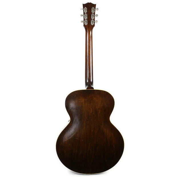 Vintage Gibson Archtop Gitarre