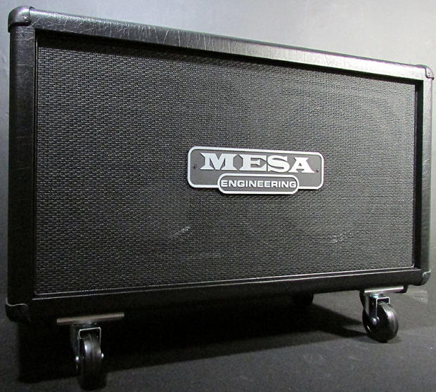 mesa boogie 2x12 rectifier horizontal compact guitar cabinet new w warranty and cover reverb. Black Bedroom Furniture Sets. Home Design Ideas