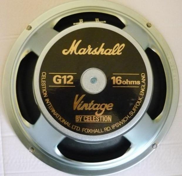 celestion vintage 30 marshall g12 vintage version 16ohm made in england x4 reverb. Black Bedroom Furniture Sets. Home Design Ideas