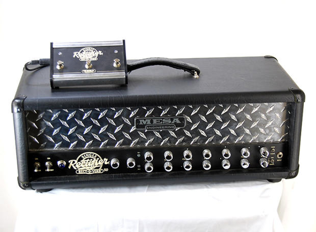Rectifier Amp Head 50w Guitar Amp Head Image