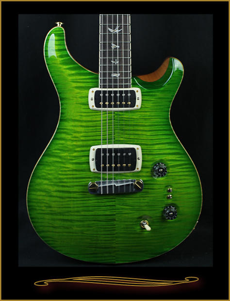 Prs private stock signature limited run patches