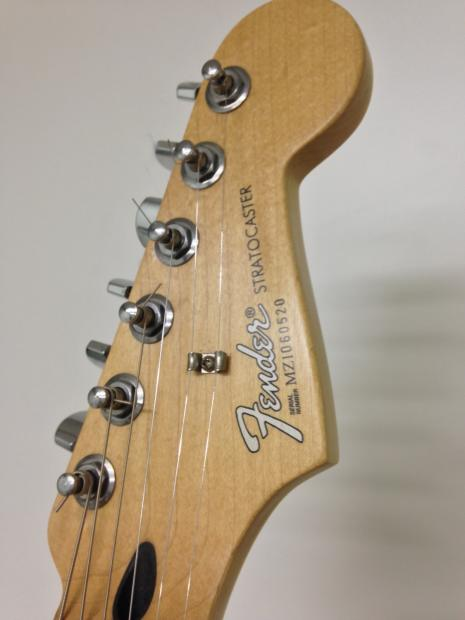 Fender Quot Fat Strat Quot Stratocaster 2001 Mim Reverb