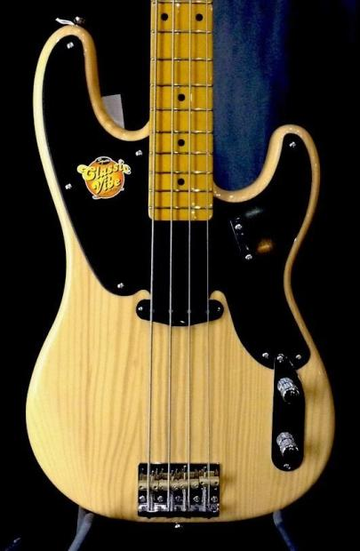 fender squier classic vibe precision bass 39 50s reverb. Black Bedroom Furniture Sets. Home Design Ideas